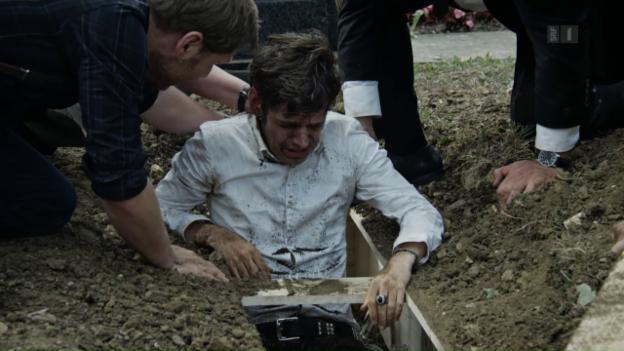 Video «Fabio steigt aus dem Grab» abspielen