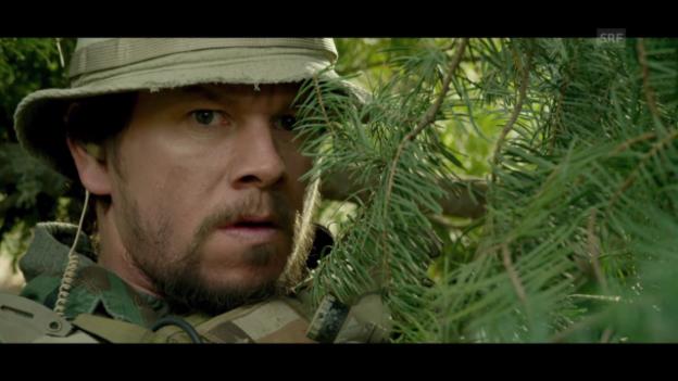 Video «Filmbesprechung zu «Lone Survivor»» abspielen