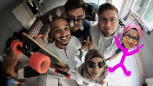 Video «Datteltäter - fünf Freunde, grosse Klappe» abspielen