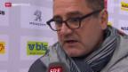 Video «Eishockey: SCB-CEO Lüthi über die Entlassung Törmänens» abspielen