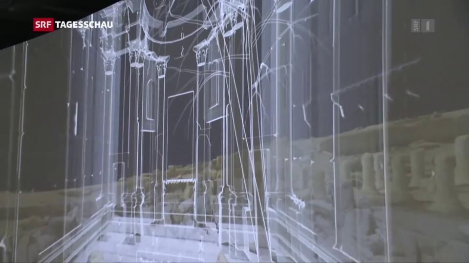 Aus dem Archiv: 3D-Technik lässt zerstörtes Kulturgut auferstehen