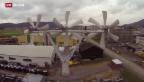 Video «Blockade gegen die Windkraft» abspielen