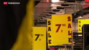 Video «Angst vor Deflation» abspielen