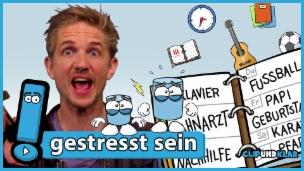 Video «Was macht Stress mit deinem Körper?» abspielen