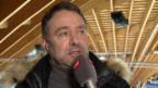 Video «Eishockey: Spengler Cup, VIP-Gespräch mit NHL-Scout Thomas Roost» abspielen