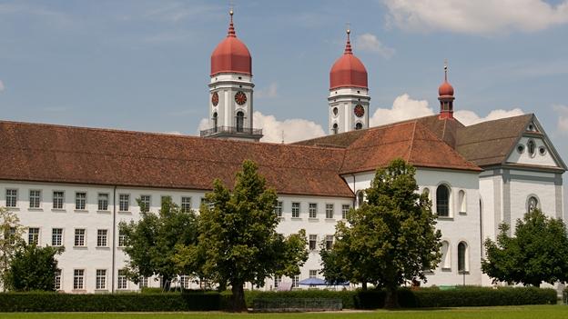 Glockengeläut der Klosterkirche in St. Urban