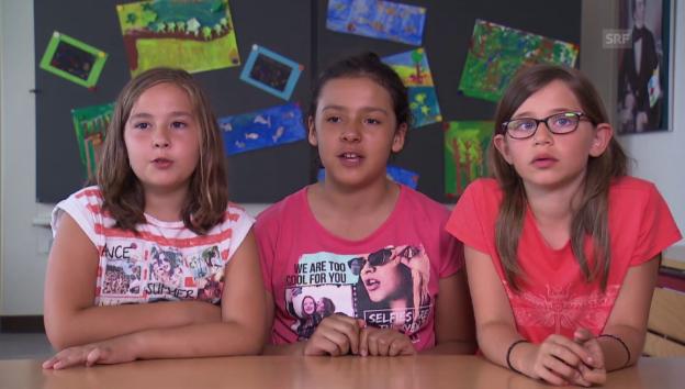 Video «Politik durch Kinderaugen: Der Bundesrat» abspielen