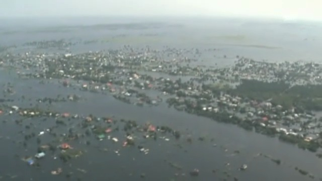 Jahrhundert-Flut in Russland (unkomm.)