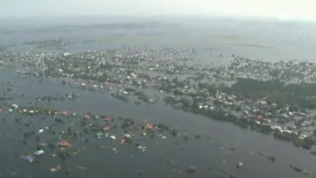 Video «Jahrhundert-Flut in Russland (unkomm.)» abspielen