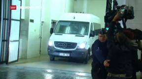 Video «Puigdemont unter Auflagen freigelassen» abspielen