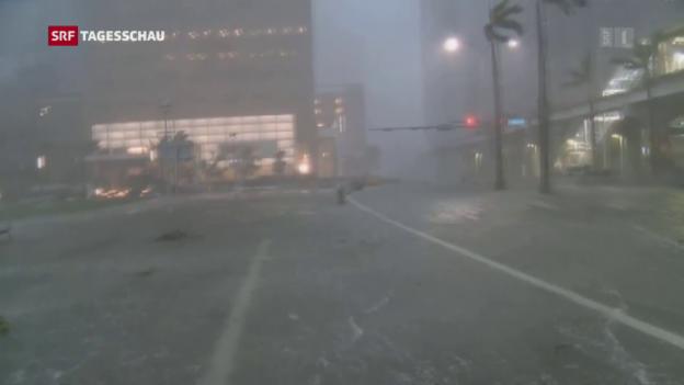 Video «Tagesschau vom 10.09.2017, 19:30» abspielen