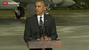 Video «Obama auf Europa-Tour» abspielen