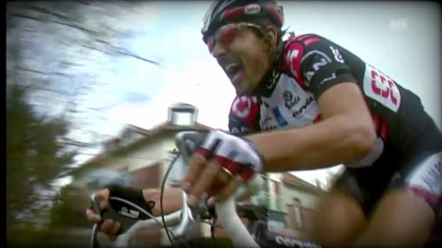 Video «Die Geburt eines Klassikerjägers - Cancellara und Paris-Roubaix» abspielen
