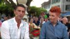 Video «800 PS für Sportmoderatorin Steffi Buchli» abspielen