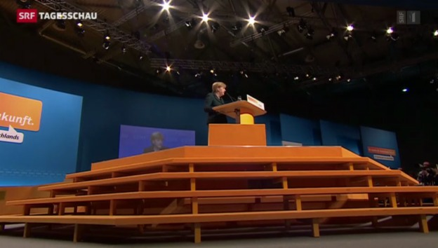 Video «CDU-Parteitag» abspielen