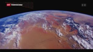 Video «Längerfristige Auswirkungen der Klimaerwärmung» abspielen