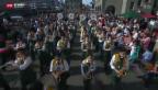 Video «Luzerner geben Zünftern Korb» abspielen