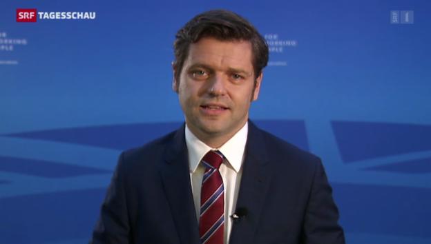 Video «SRF-Korrespondent Urs Gredig über die Rede Camerons» abspielen