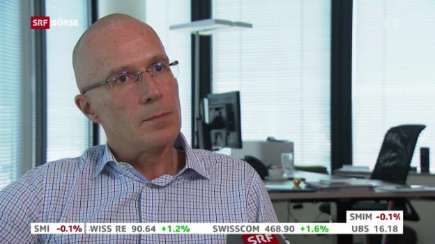 Video «SRF Börse vom 30.07.2018» abspielen