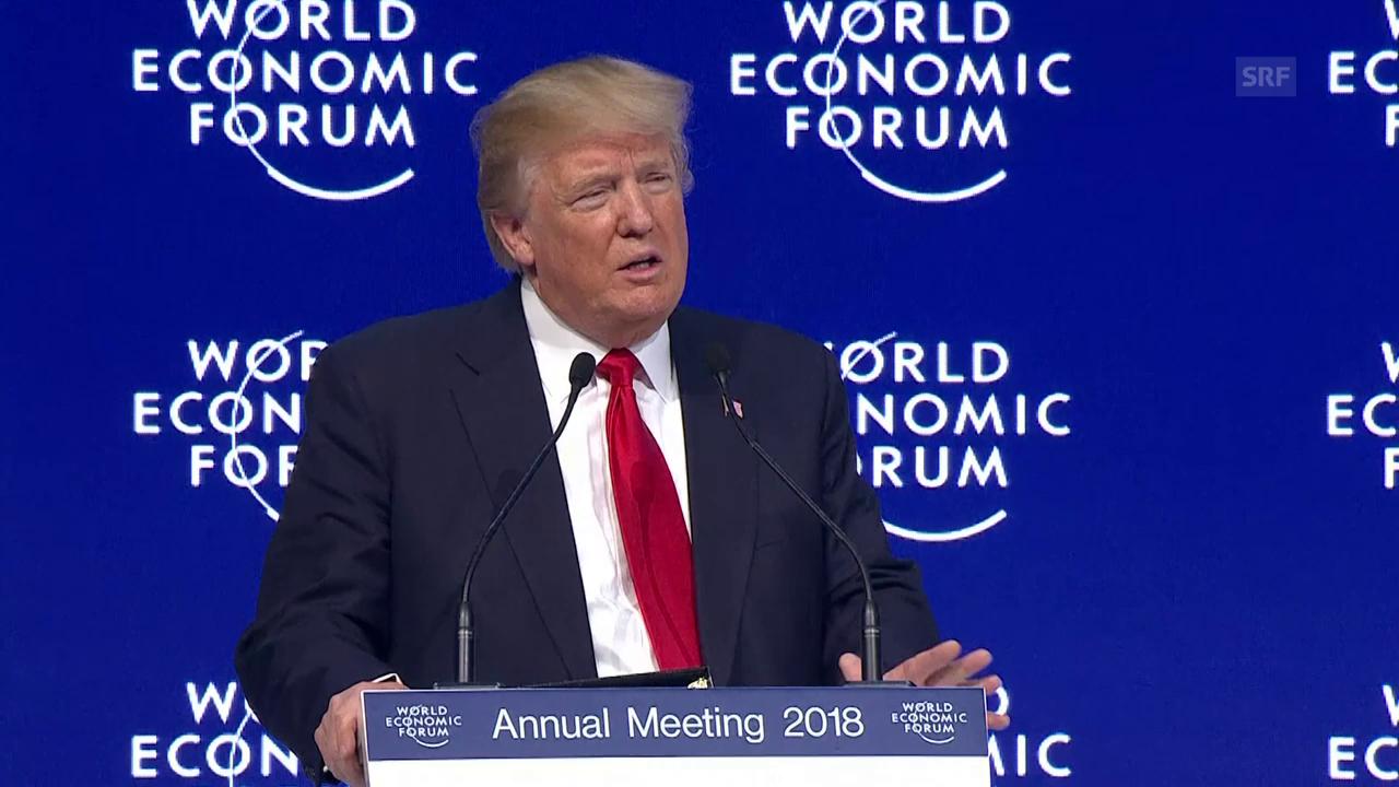 Trump öffnet die Tür zum TPP neu