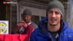 Video «Eishockey: Die Davoser Wieser-Brüder im Porträt» abspielen
