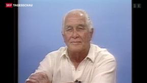 Video «Prominentester Posträuber Ronnie Biggs gestorben» abspielen