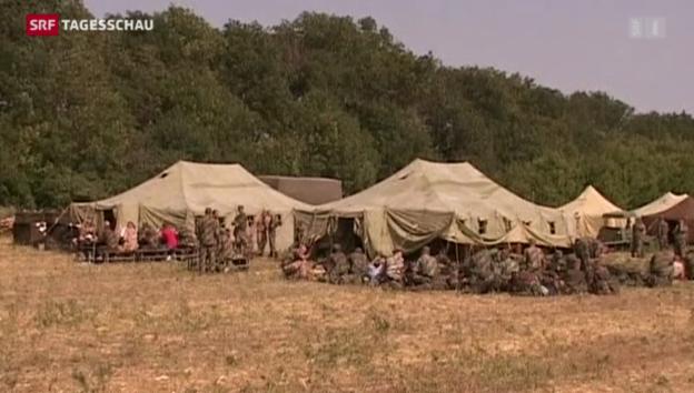 Video «Verwirrung um ukrainische Soldaten» abspielen