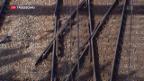 Video «SBB mit Massnahmen gegen Entgleisungen» abspielen
