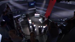 Video «Die Asyl-Arena: Ansturm auf die Schweiz?» abspielen