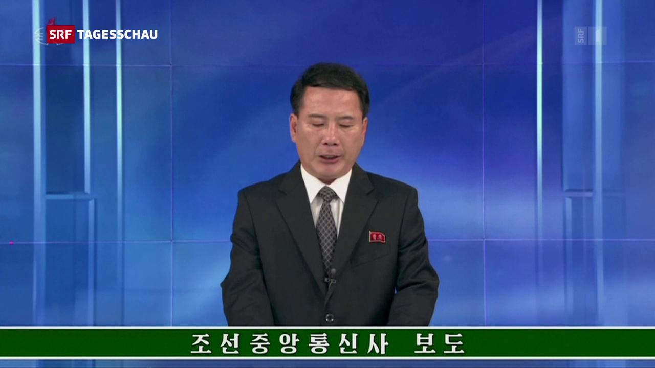 Nordkorea lässt Treffen mit Südkorea platzen