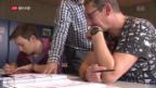 Video «FOKUS: Berufsleute über 45 machen nochmals eine Lehre» abspielen