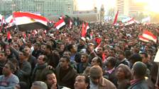 Video «Aufbruch in Ägypten: Laila, Hala und Karima ein Jahr im revolutionären Kairo» abspielen