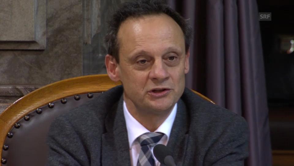 Stefan Engler (CVP/GR) findet die Revision notwendig
