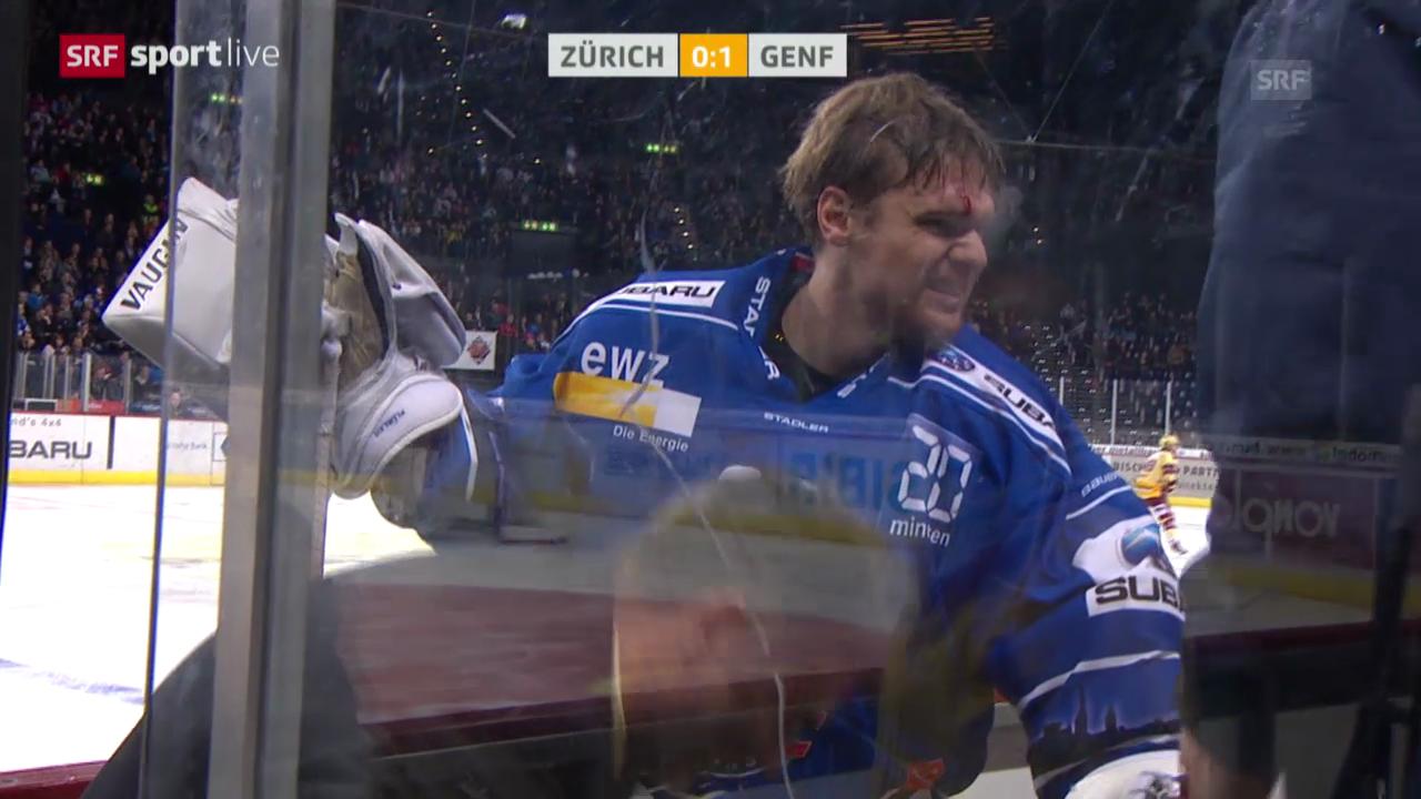 Eishockey: Zusammenfassung ZSC Lions - Genf
