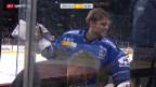 Video «Eishockey: Zusammenfassung ZSC Lions - Genf» abspielen