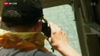 Video «Die Suche nach der Maschine im Meer» abspielen