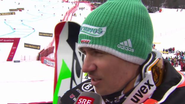 Video «Ski: Felix Neureuther im Interview» abspielen