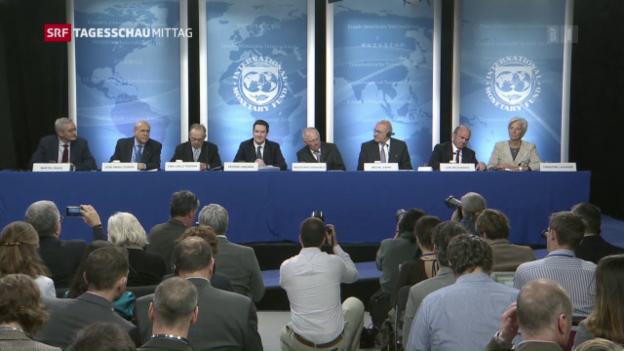 Video «G20 sagen Steuer-Oasen den Kampf an» abspielen