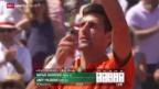 Video «Tennis: Djokovic - Murray» abspielen