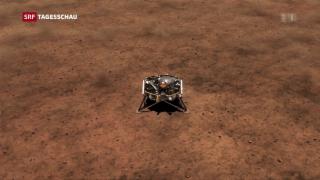 Video «Mission zum Mars» abspielen