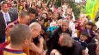 Video «Gut integriert dank Kloster» abspielen