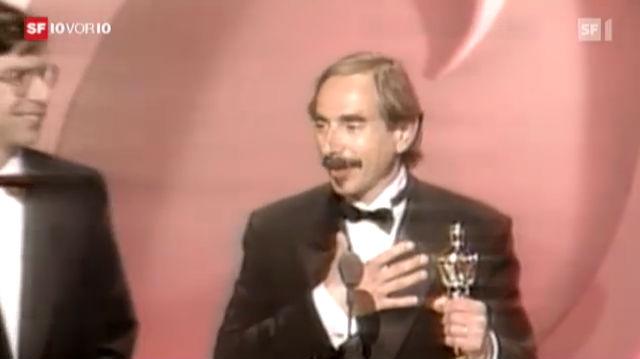 Schicksal eines Oscargewinners