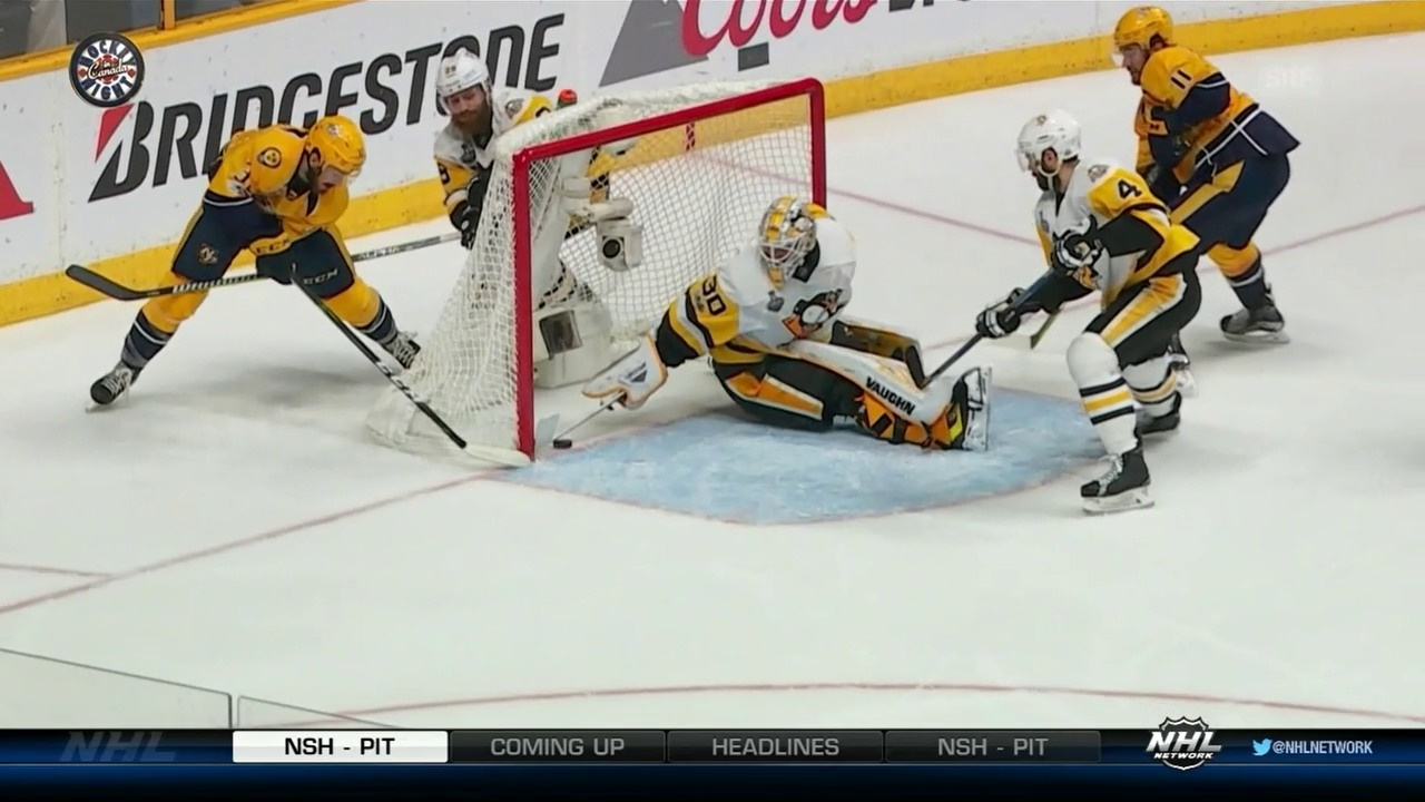 Stanley-Cup-Final: Nashville gewinnt Spiel 4