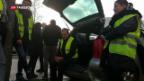 Video «Proteste in Frankreich» abspielen
