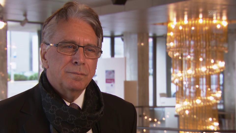 Sammler Rolf Dätwyler über Briefmarken als Investition