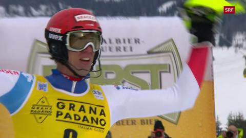 Ramon Zenhäusern triumfescha ad Alta Badia