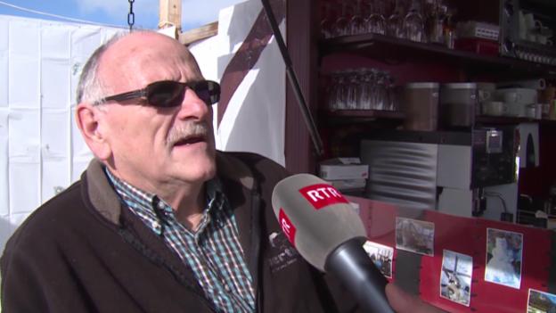 Laschar ir video «Klaus Berther, Lantsch»