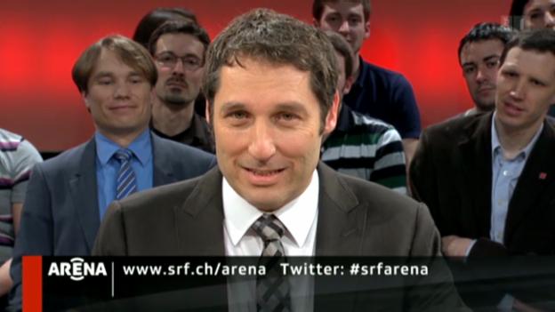 Video ««Arena»: Politik - am Volk vorbei?» abspielen