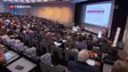 Video «CVP-Delegiertenversammlung» abspielen