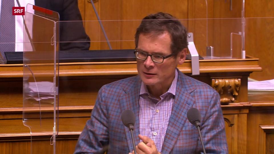 Roger Köppel (SVP/ZH): «EU ist eine institutionelle Fehlkonstruktion»